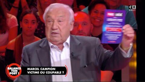 VIDEO Marcel Campion confirme dans Balance ton post sa candidature à la mairie de Paris