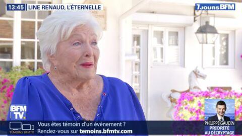 VIDEO Line Renaud proche de Jacques Chirac: elle se montre rassurante sur son état de santé