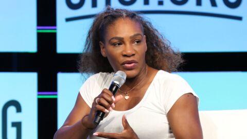 Serena Williams pose topless pour la bonne cause