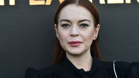 VIDEO Lindsay Lohan tente de soustraire de force un enfant réfugié à ses parents… en plein Paris