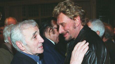 Mort de Charles Aznavour: les trois précieux conseils prodigués à Johnny Hallyday quand il était jeune