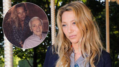 Mort de Charles Aznavour: Laura Smet lui rend un bel hommage en évoquant son père disparu