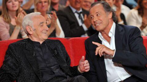 VIDEO Mort de Charles Aznavour: Michel Leeb avec lui la veille de sa mort, il raconte ses derniers instants