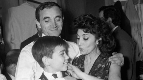 Mort de Charles Aznavour: le terrible drame qu'il a dû affronter avec le décès de son fils