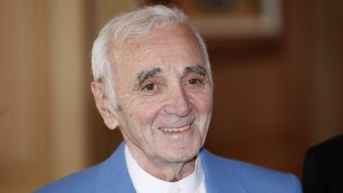 VIDEO Mort de Charles Aznavour: quand il expliquait ce dont il rêvait pour ses 100 ans