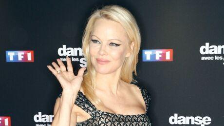 PHOTO Danse avec les stars: Maxime Dereymez fier de Pamela Anderson, il lui adresse un touchant message