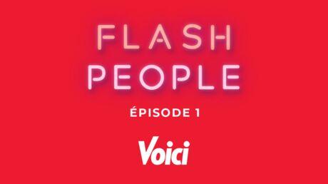 Podcast audio: Camille Combal dans DALS, les confidences de Marc-Olivier Fogiel… le Flash People du jour