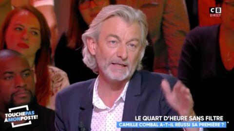 VIDEO Danse avec les stars: la prestation de Camille Combal dézinguée par Gilles Verdez