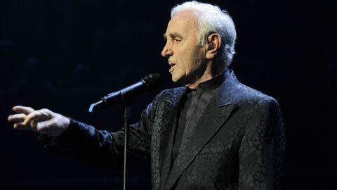 Mort de Charles Aznavour: le rituel qu'il avait avant chacun de ses spectacles