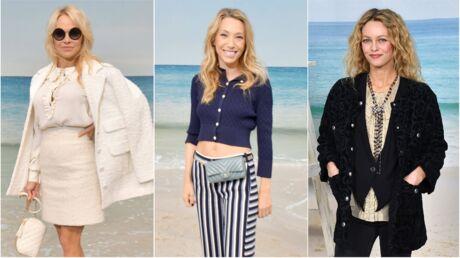 PHOTOS Pamela Anderson, Laura Smet, Vanessa Paradis: les people mettent le cap sur Chanel