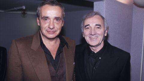 VIDEO Mort de Charles Aznavour: Michel Sardou s'inquiétait pour la santé du chanteur