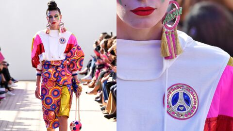 Fashion Week printemps été 2019: Manish Arora réussit à rendre fashion le PSG