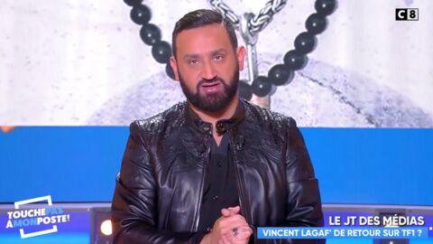 Cyril Hanouna prêt à se séparer de Vincent Lagaf' après ses sorties fracassantes sur TF1