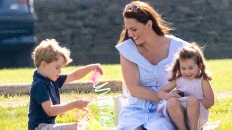 Kate Middleton: son passe-temps avec George et Charlotte qui dure «des heures»