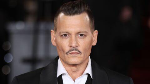 Johnny Depp accusé de violences conjugales par Amber Heard, il brise le silence