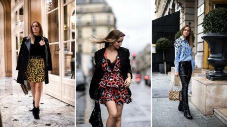 Style coach: 3 façons de porter le léopard coloré
