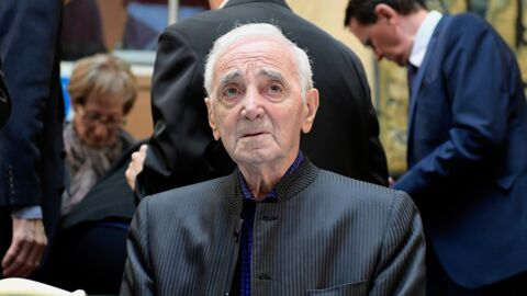 Hommage national à Charles Aznavour: le chanteur en voulait-il vraiment un?