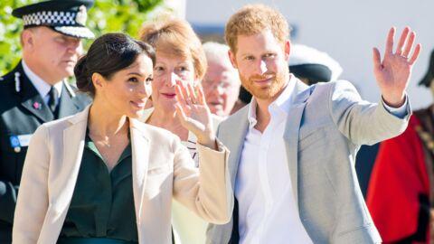 Prince Harry et Meghan Markle en représentation: un enfant a pleuré à cause de la duchesse