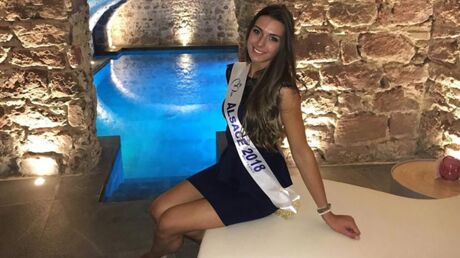 Miss France 2019: qui est Léa Reboul, Miss Alsace 2018?
