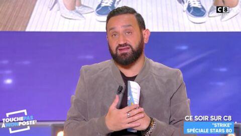 VIDEO Cyril Hanouna surprend ses chroniqueurs en prenant la défense de Vincent Lagaf'