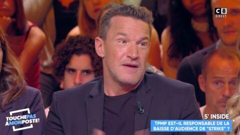 VIDEO Vincent Lagaf': Benjamin Castaldi juge Cyril Hanouna responsable de la chute de l'émission Strike
