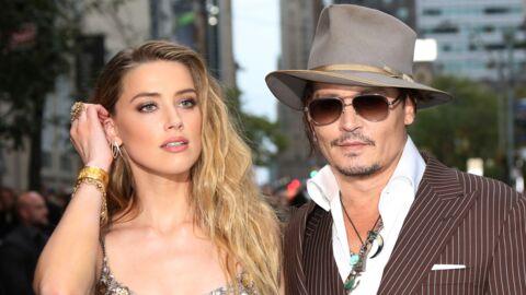 Johnny Depp s'exprime sur les accusations de violences conjugales, Amber Heard lui répond