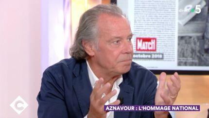 VIDEO Mort de Charles Aznavour: Michel Leeb révèle la plus grande crainte du chanteur avant sa disparition
