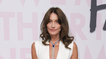 PHOTOS Carla Bruni méconnaissable : sa folle transformation pour le Vogue italien