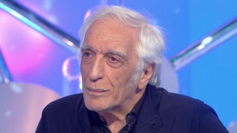 VIDEO Gérard Darmon papa à 69 ans : ses tendres confidences sur sa fille d'un an