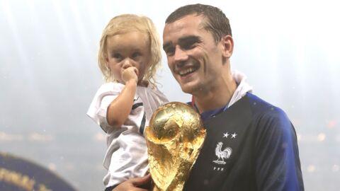 Antoine Griezmann bientôt papa pour la deuxième fois: découvrez la surprise de sa femme Erika