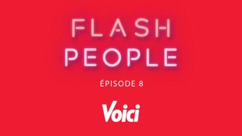 Podcast audio: Laeticia Hallyday de retour à Paris, Antoine Griezmann bientôt papa pour la deuxième fois… le Flash People du jour