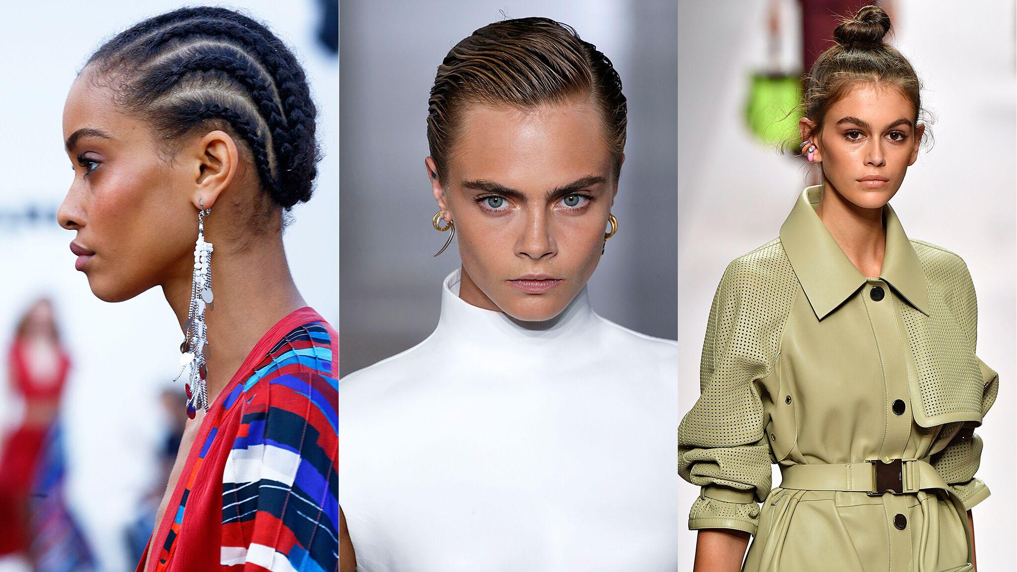 Cheveux   découvrez les nouvelles tendances du printemps été 2019 ! - Voici 499523737a1