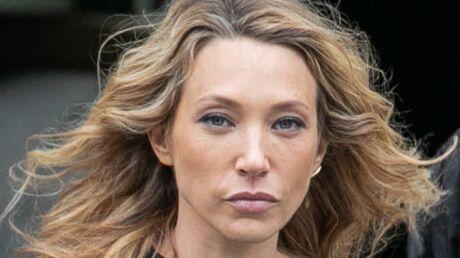 PHOTO Laura Smet contrariée par le retour de Laeticia Hallyday? Elle répond