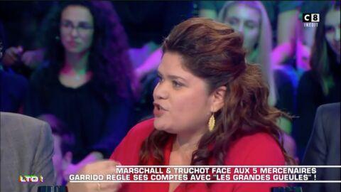 VIDEO Raquel Garrido dévoile son salaire dans Les Terriens du dimanche