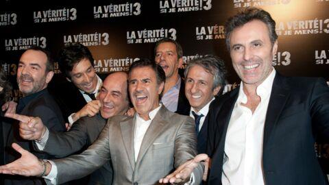 PHOTO La Vérité si je mens! Les débuts: voici les remplaçants de José Garcia, Gilbert Melki, Bruno Solo et Vincent Elbaz