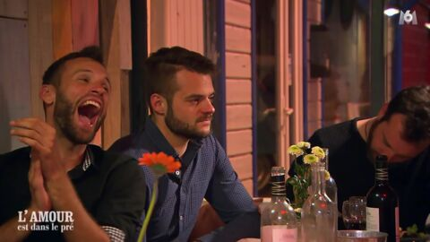 Thomas (L'amour est dans le pré): épuisé par Garett, Romain a voulu quitter l'émission