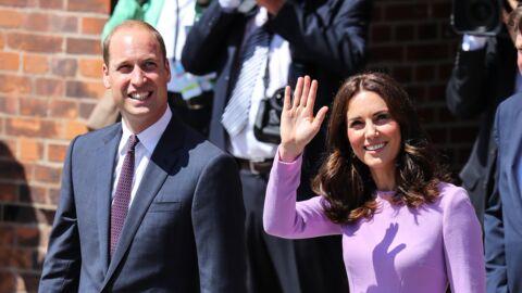 PHOTOS Kate Middleton et le prince William: ce détail qui prouve qu'ils n'ont pas changé en un an