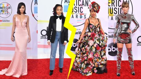 Les do et les don'ts de la semaine: le meilleur et le pire des American Music Awards