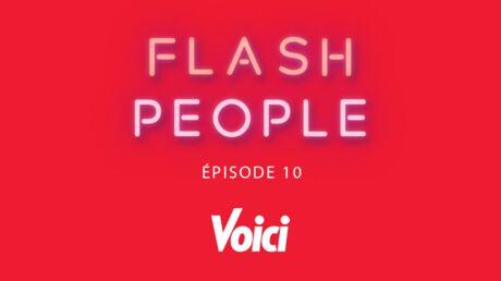 Podcast audio: Laeticia Hallyday chez son avocat, le bide américain de Kev Adams… le Flash People du jour