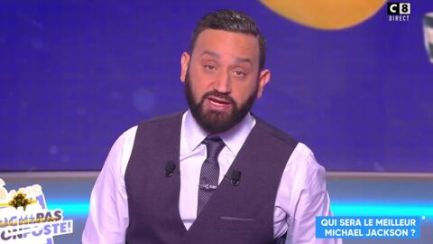 VIDEO Cyril Hanouna se moque du CSA en direct dans Touche pas à mon poste