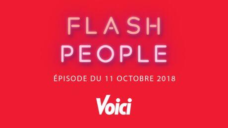 Podcast audio: Marc-Olivier Fogiel dévoile sa famille, Pamela Anderson en cage pour la bonne cause… le Flash People du jour