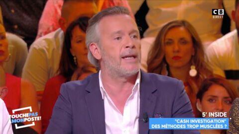 VIDEO Jean-Michel Maire critique Elise Lucet et se fait violemment tacler