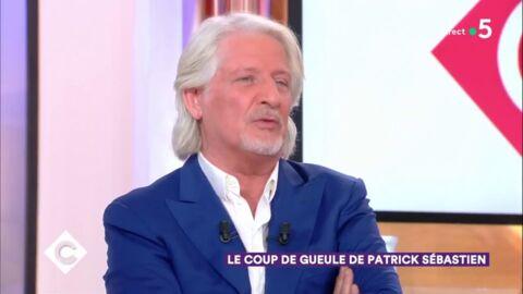 VIDEO Patrick Sébastien révèle les raisons de son absence aux obsèques de Johnny