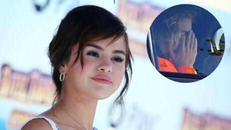 PHOTOS Selena Gomez hospitalisée: Justin Bieber s'effondre de tristesse en allant prier pour elle