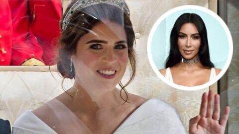 Eugenie d'York: l'étonnant point commun entre son mariage et celui de Kim Kardashian