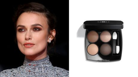 Make-up : on veut le beauty-look d'automne de Keira Knightley