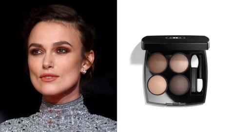 Make-up: on veut le beauty-look d'automne de Keira Knightley
