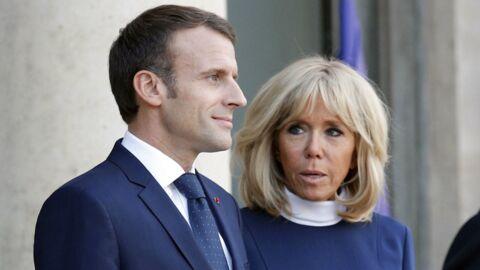 Brigitte Macron sait qui avait lancé les rumeurs d'homosexualité de son mari