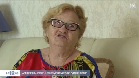 VIDEO Testament de Johnny Hallyday: Mamie Rock affirme que Laura et David n'ont pas été «déshérités»