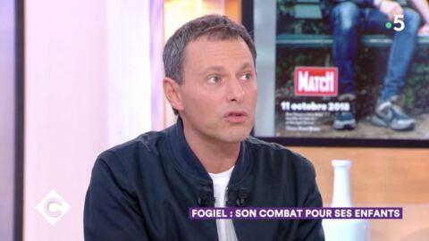 VIDEO Marc-Olivier Fogiel: la terrible phrase qu'on lui a dite après la naissance de sa fille, Mila